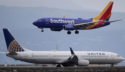 U.S. airlines beg for bailout after funding social, cultural destruction of nation