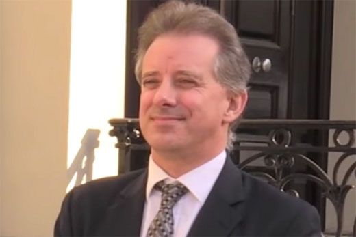 Report: FBI, in 2017 wiretap warrant, showed no interest in Steele documents