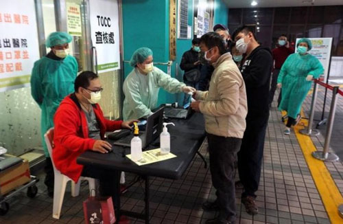 Highly-urbanized Taiwan emerging as coronavirus success story