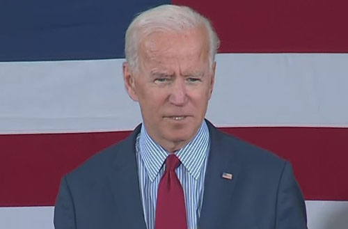 Biden accused of sexual assault by former staffer