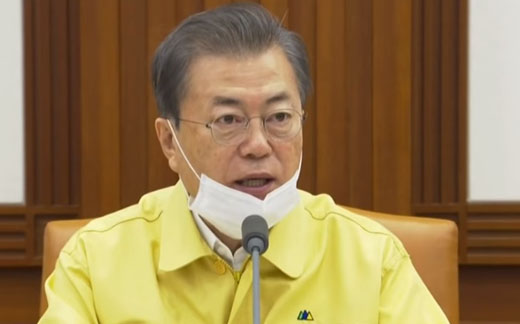Report: Chinese on social media supported embattled Seoul leader