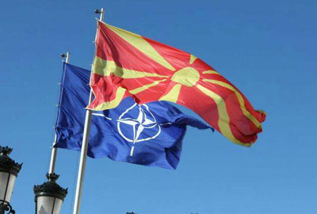 North Macedonia joins the NATO alliance