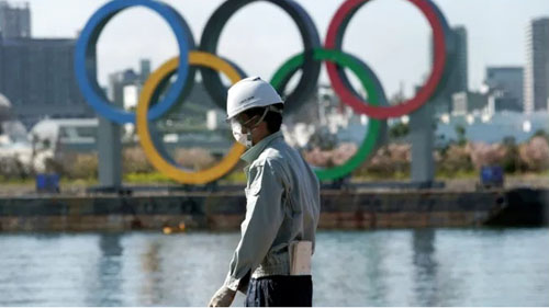 Olympics will be postponed for one year, Japan's Abe says