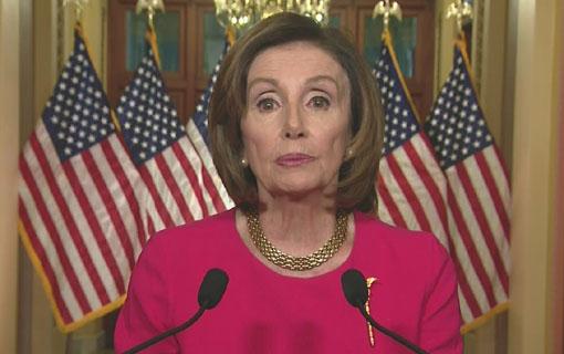 'Christmas in March': Pelosi's shameless non-virus power-grab