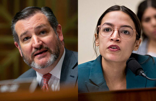 Ted Cruz stumps AOC with 'quiz' for 'oracle of science'