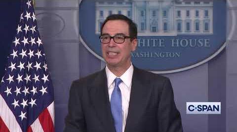 Mnuchin says IMF and World Bank funds won't repay debts to China