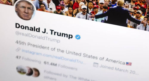 Left in a frenzy as GOP megadonor buys large stake in Twitter