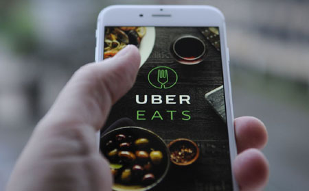 Uber Eats waives delivery fee on orders from local restaurants