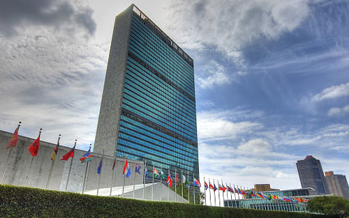 U.S. goes to the mat at UN against Chinese disinformation
