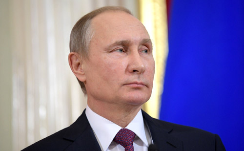 Putin reportedly backs ending Russia's presidential term limits