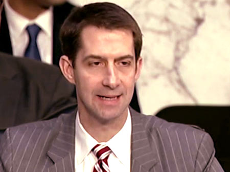 Sen. Cotton advances plan to remove pharmaceutical production from China