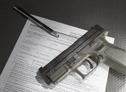 Lockdown prompts national gun-buying spree