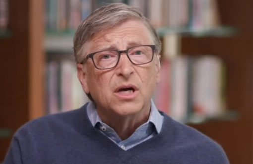 Bill Gates defends communist Chinese on coronavirus