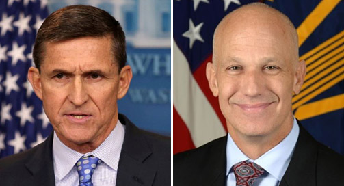Emails: Obama defense official was in close contact with columnist who leaked Flynn info