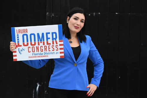 'Conservative AOC' gathers momentum in Florida