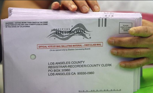 28 million mail-in votes missing since 2012; New push seen incentivizing 'ballot harvesting'