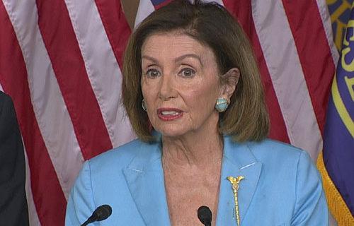 Pelosi defends prioritizing impeachment over virus threat