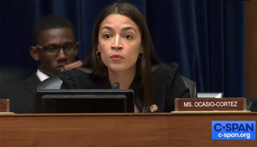 AOC hurting: Bernie sold her down the river, and Biden isn't calling