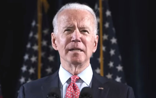 Joe Biden learned nothing from Hillary Clinton's devastating loss