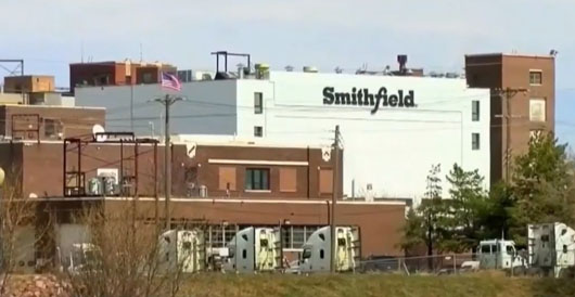 Before Americans get too depressed, they might consider the 'can-do spirit' of Smithfield workers