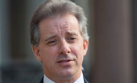Steele 'wiped' records he used to build Russia 'dossier' after 2016 election