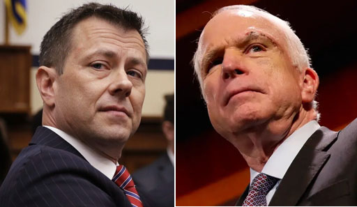 Judicial Watch: Emails suggest Obama FBI knew McCain leaked Trump dossier