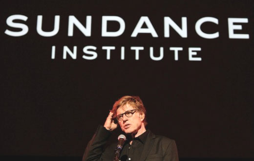 Art? Redford's Sundance Institute serves up soul-sucking cultural Marxism
