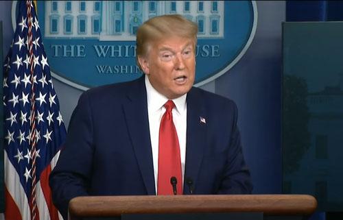 Trump to 'temporarily suspend immigration' amid coronavirus crisis