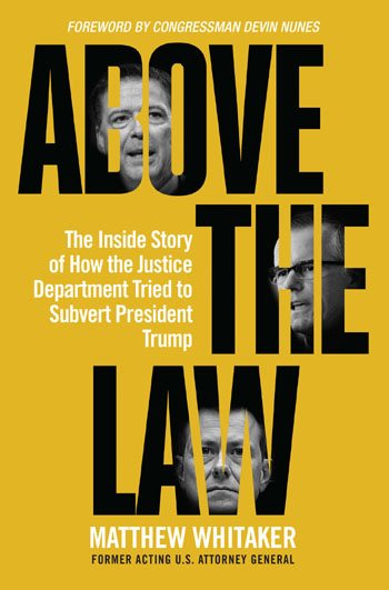 Book: Obama's 'wingman' created toxic DOJ culture that hatched attempted coup
