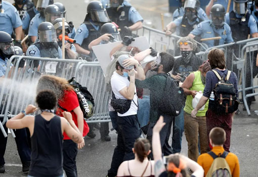 U.S. designates Antifa as terrorist; Trump indicts for fomenting 'hatred and anarchy'