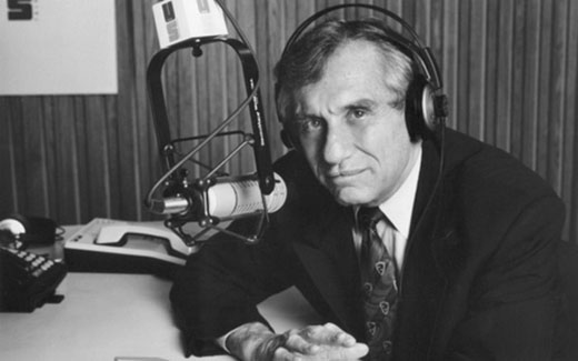 New York radio legend Barry Farber, 90, never ever retired