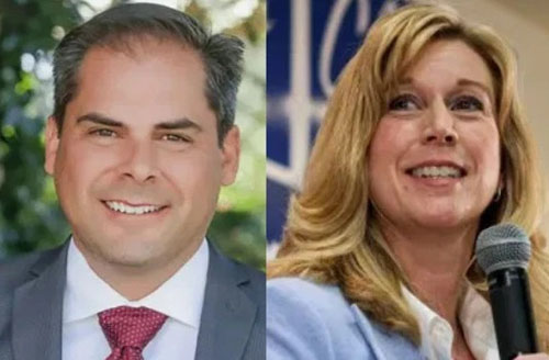 GOP: 'Democrats are trying to steal' special election to replace Katie Hill