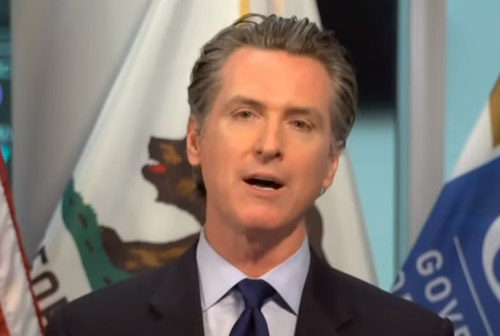 Temporary restraining order requested against Newsom's cash benefits to illegals