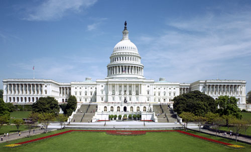 Group demands pay cut for Congress, federal employees