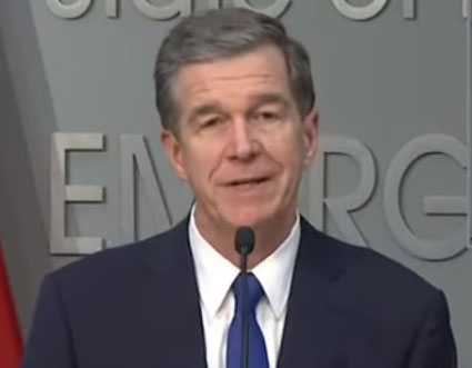 Judge blocks North Carolina governor's church shutdown order