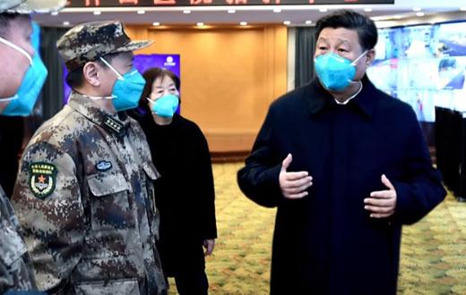As coronavirus crushes the U.S. economy, China is suffering too
