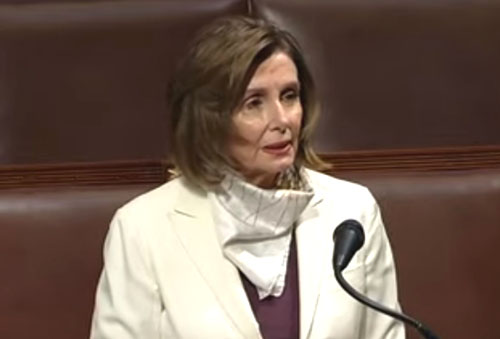 Pelosi's new plan said to prioritize illegals over 33 million unemployed Americans