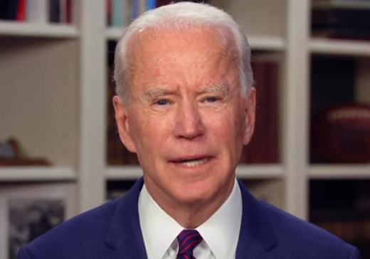 Biden denies sexual assault allegations months after his staff 'rifled through' records