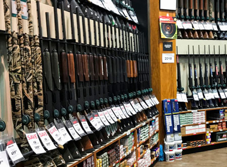 Court: Massachusetts governor can't close gun stores