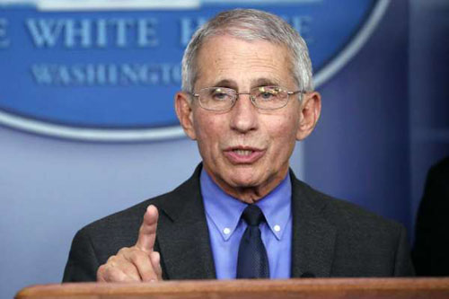Fauci flip: 'Irreparable damage' from staying home too long