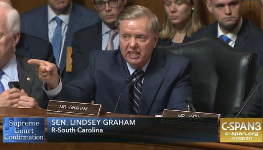 Columnist: Lindsey Graham's Obamaphobia