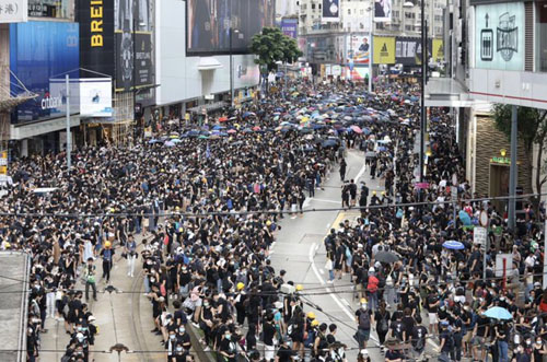 Gen. Spalding: 'Hong Kongers understand freedom's worth; Do we?'