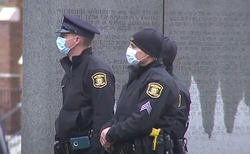 Michigan governor: State police 'monitoring all conversations' of lockdown protesters