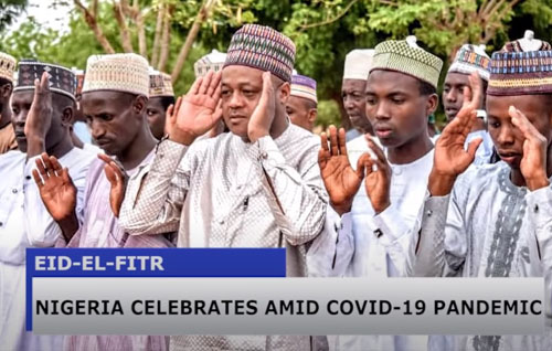 Muslims worldwide defy coronavirus lockdown orders to celebrate Eid al-Fitr