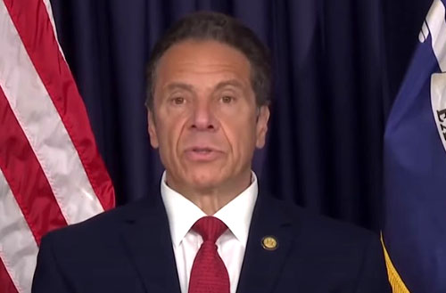 Lockdown update: Cuomo on NY nursing homes outrage — 'Ask President Trump' . . .