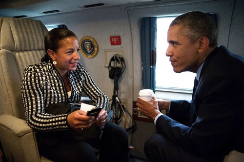 Susan Rice's 'CYA' memo instead documented 'Obamagate' as not a conspiracy theory