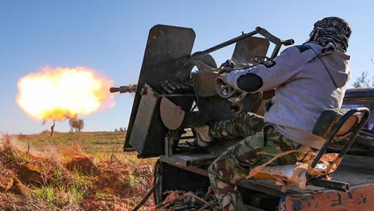 Syrian conflict continues despite coronavirus