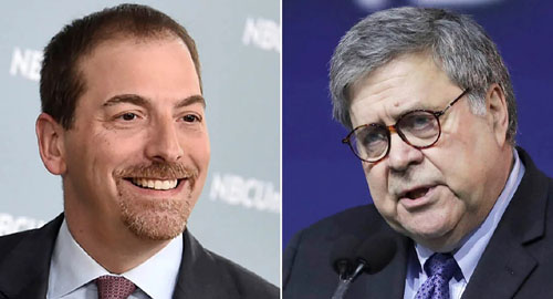 NBC took liberties with Barr interview: DOJ goes to public with transcript