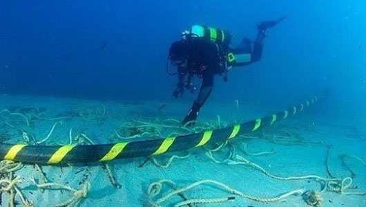 Japan joins U.S. efforts to secure strategic underwater cables