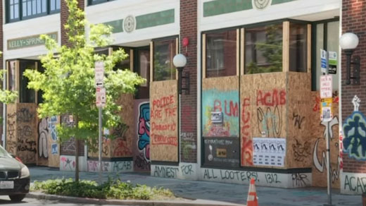 Seattle businesses sue city over long-term harm from surrender to CHOP